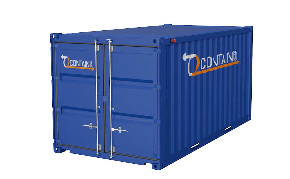 24' Container